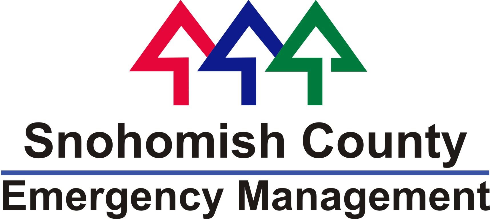 Snohomish County Department of Emergency Management logo