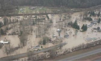 Flooding in Snohomish County