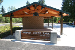 Tambark Creek Shelter 1