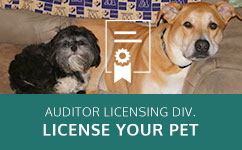 License Your Pet